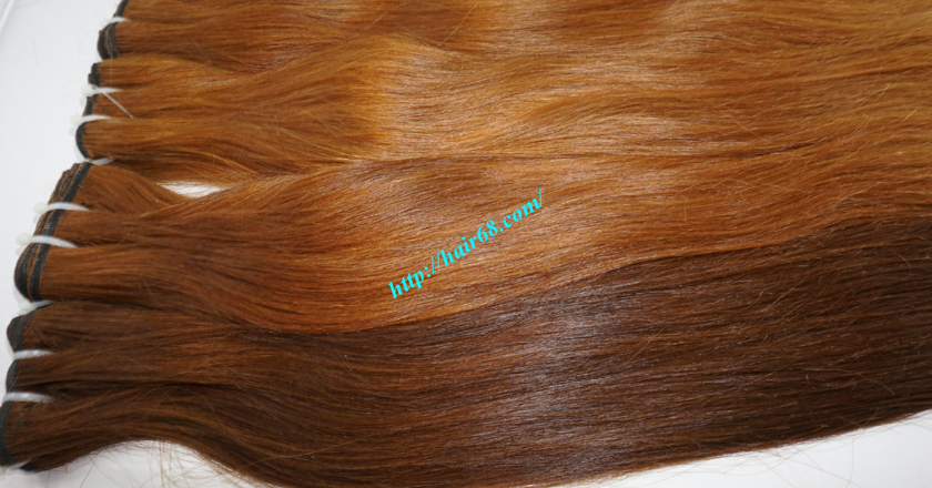 18 inch weave remy hair vietnam hair extensions 9