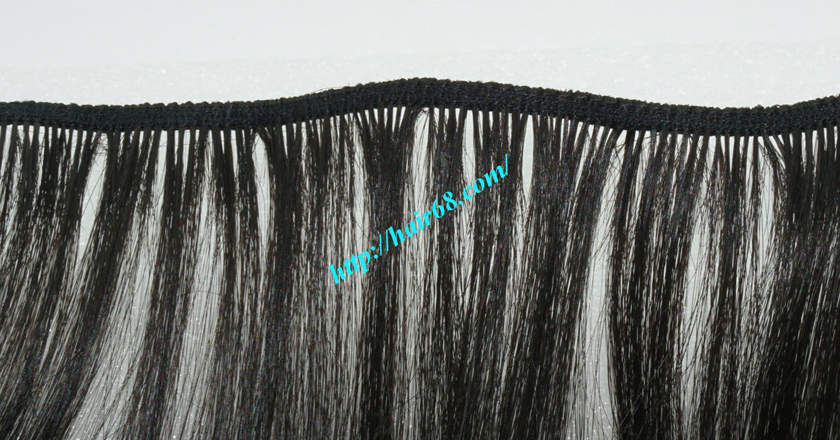18 inch Natural Human Hair Weave 2