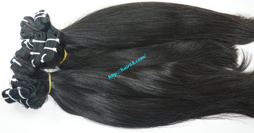 18 inch Natural Human Hair Weave 8