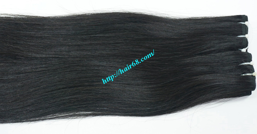 18 inch Natural Human Hair Weave 9