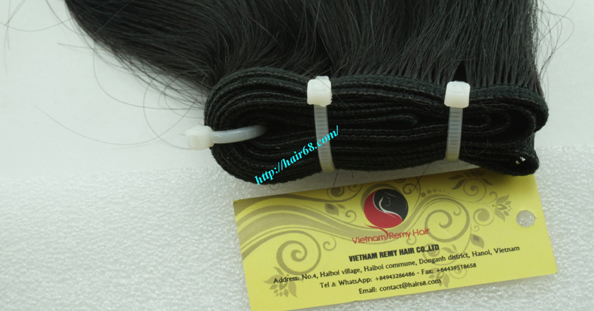 20 inch curly weave hair vietnam hair extensions 1