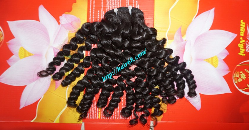 20 inch curly weave hair vietnam hair extensions 12