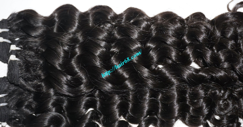 20 inch curly weave hair vietnam hair extensions 5