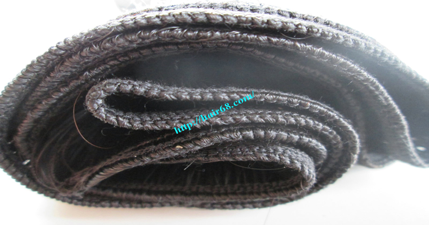 20 inch Natural Weave Hair 1