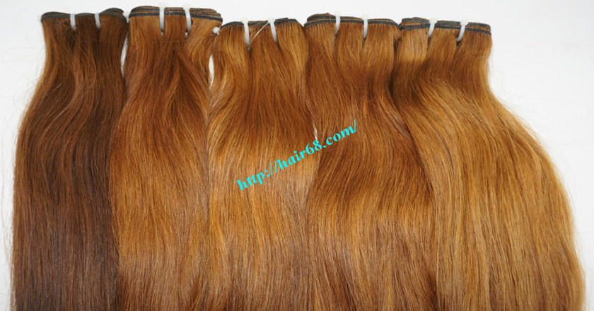 20 inch Natural Weave Hair 10