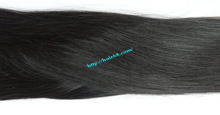 20 inch Natural Weave Hair 3
