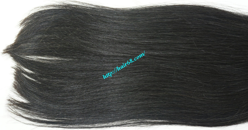 20 inch Natural Weave Hair 4
