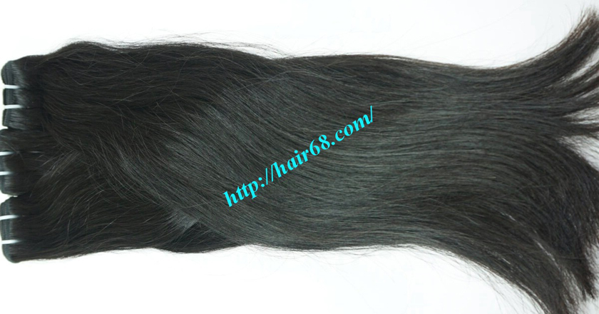 20 inch Natural Weave Hair 6