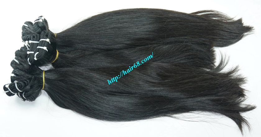20 inch Natural Weave Hair 7