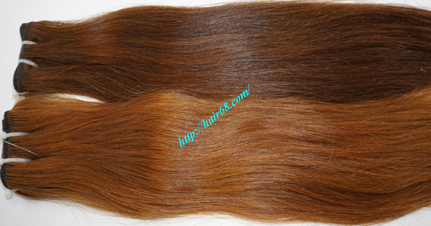 20 inch Natural Weave Hair 8