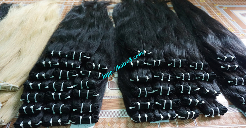 20 inch Natural Weave Hair 9