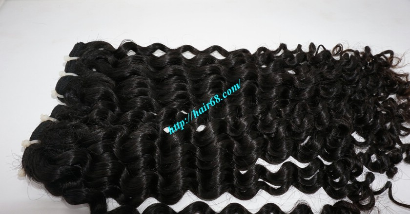 22 inch Best Curly Weave – Single Drawn 2