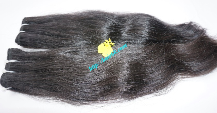 22 inch Wavy human hair weave – Natural Wavy 3