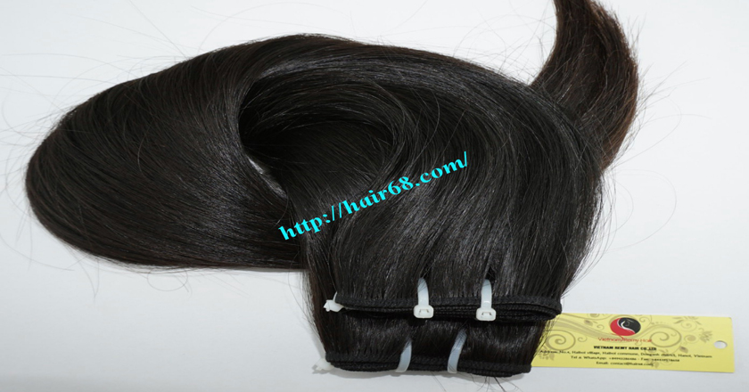 22 inch remy weaving hair extensions 6