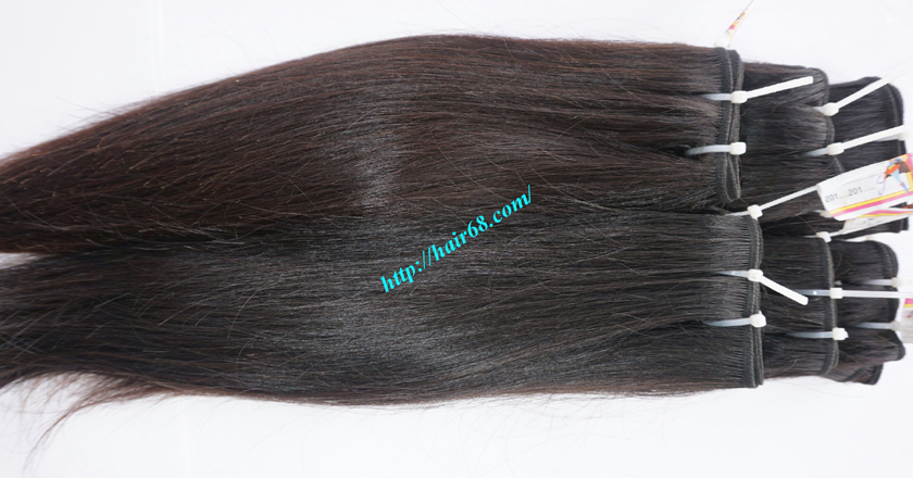 22 inch Best Human Hair Weave 5