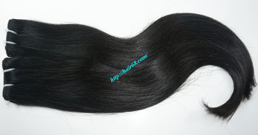 22 inch Best Human Hair Weave 7