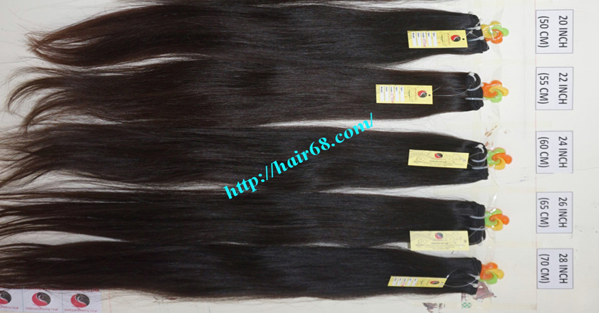 22 inch Best Human Hair Weave 11