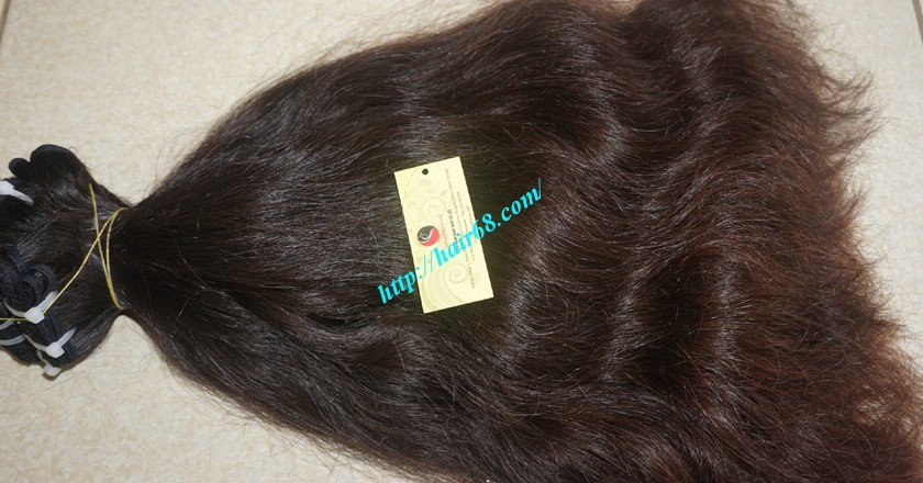 24 inch Wavy hair weave – Natural wavy 6