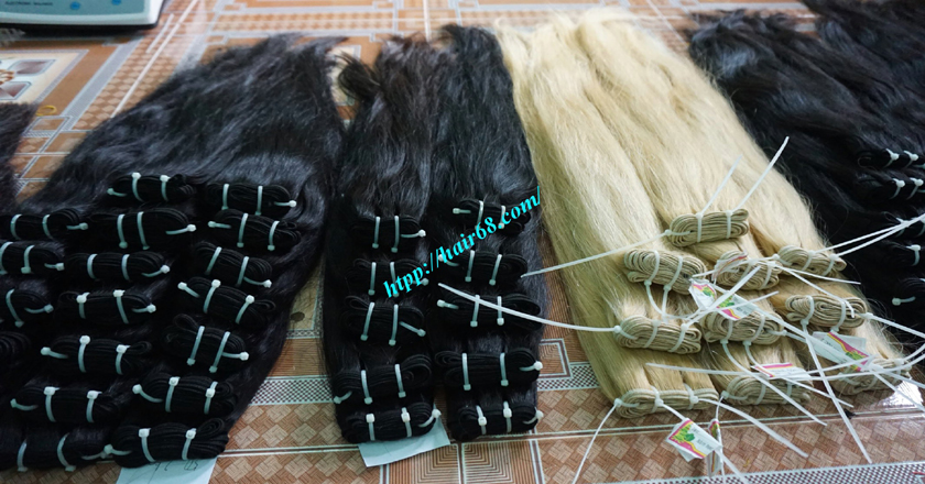 24 inch Weave Remy Hair Extensions 10