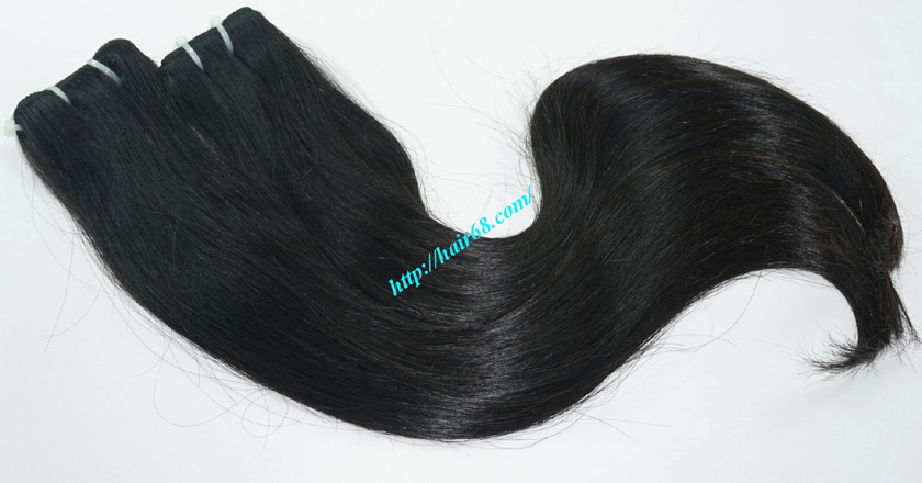 24 inch Weave Remy Hair Extensions 5