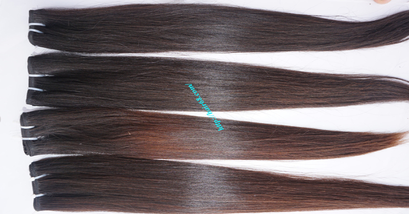 24 inch Weave Remy Hair Extensions 7