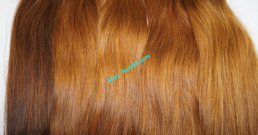 24 inch Weave Remy Hair Extensions 8