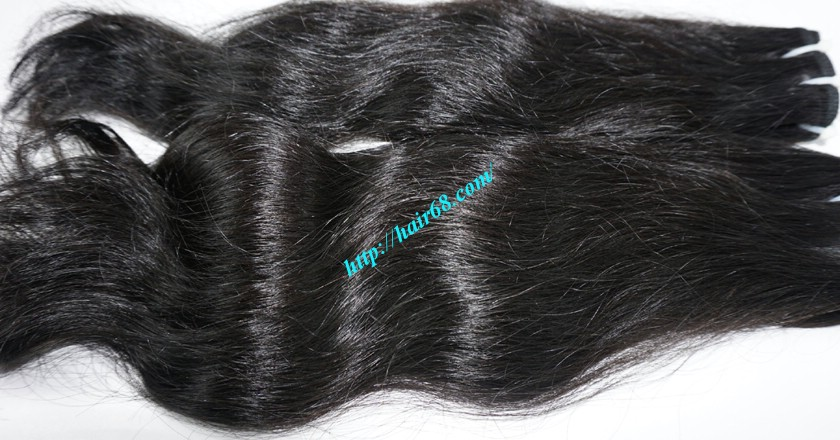 24 inch Wavy hair extensions - Natural Wavy 2