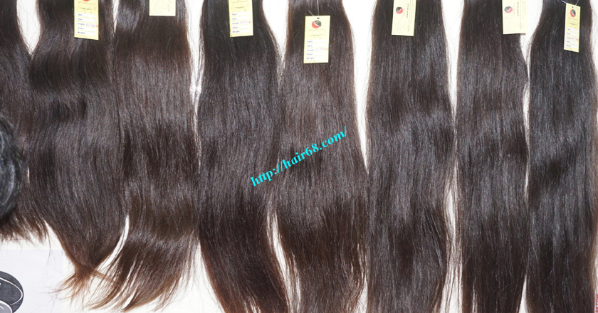 30 inh Natural Human Hair Weave 11