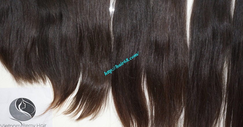 30 inh Natural Human Hair Weave 13