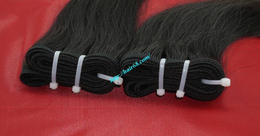 30 inh Natural Human Hair Weave 1