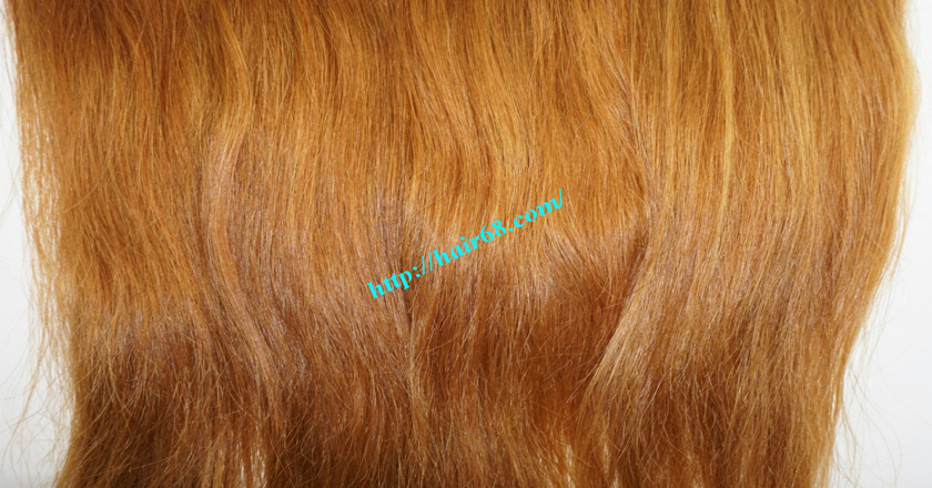 30 inh Natural Human Hair Weave 10