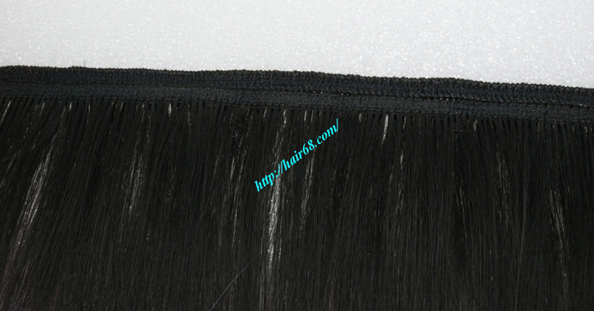 30 inh Natural Human Hair Weave 2