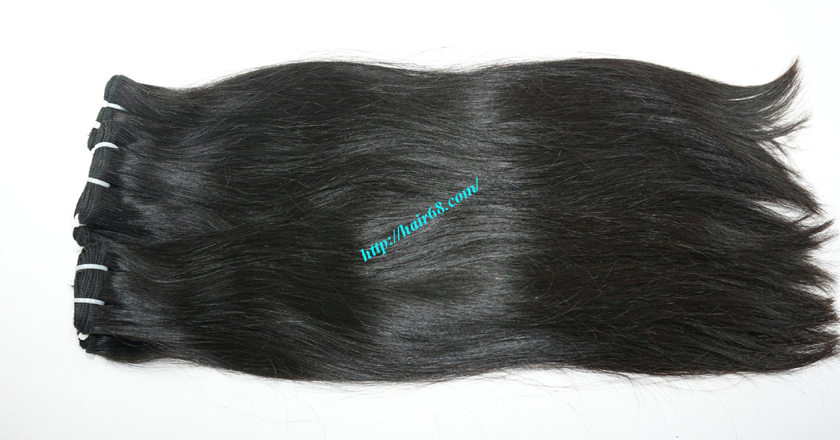 30 inh Natural Human Hair Weave 4