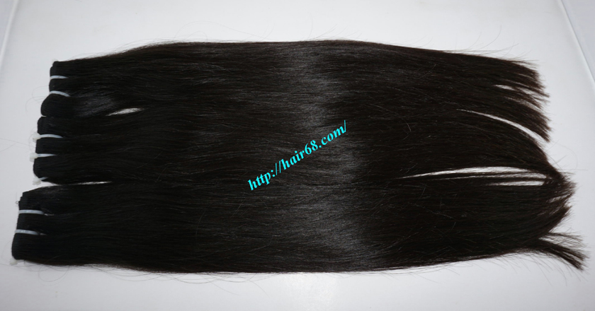 30 inh Natural Human Hair Weave 5