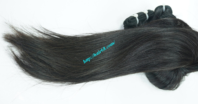 30 inh Natural Human Hair Weave 7
