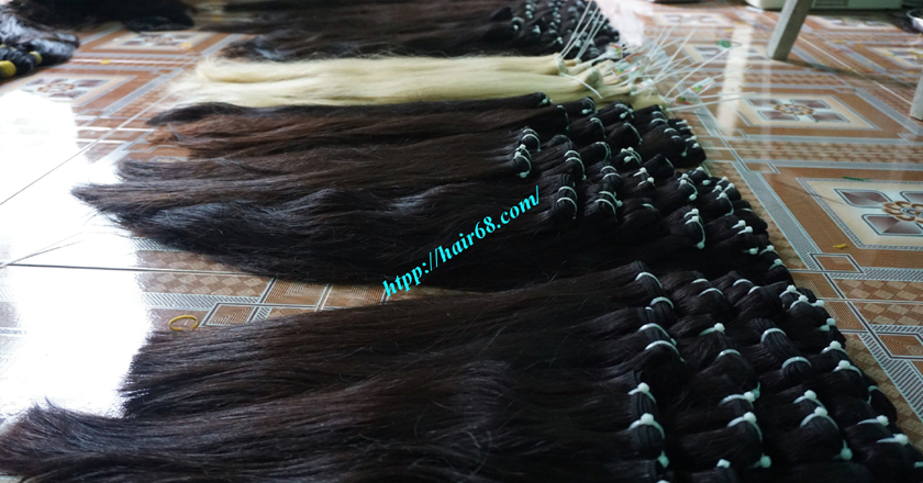 30 inh Natural Human Hair Weave 8