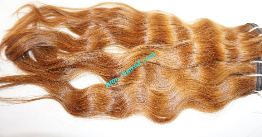 30 inch Best Weaves For Natural Hair - Steam Wavy 2
