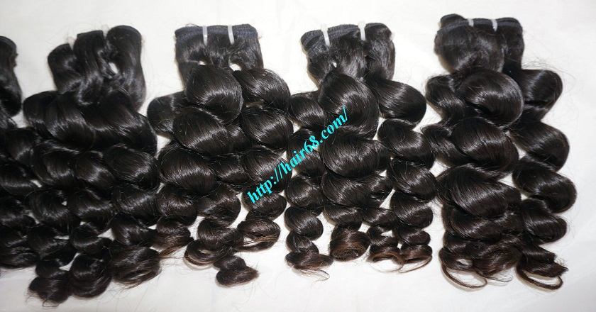 30 inch Best Weaves For Natural Hair - Steam Wavy 7