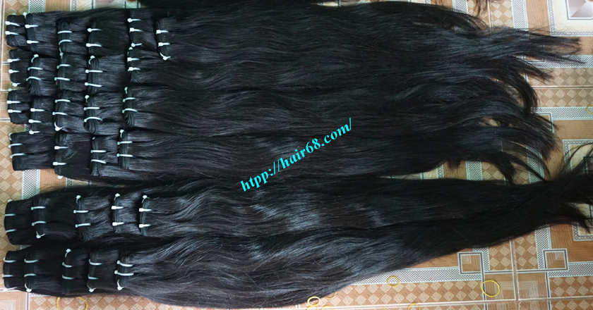 32 inh Natural Weave Hair 9