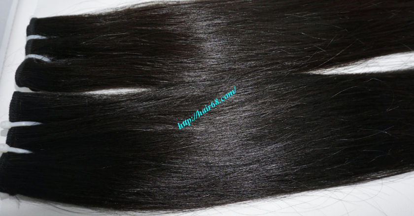 8 Inch Best Human Hair Weave Cheap Price