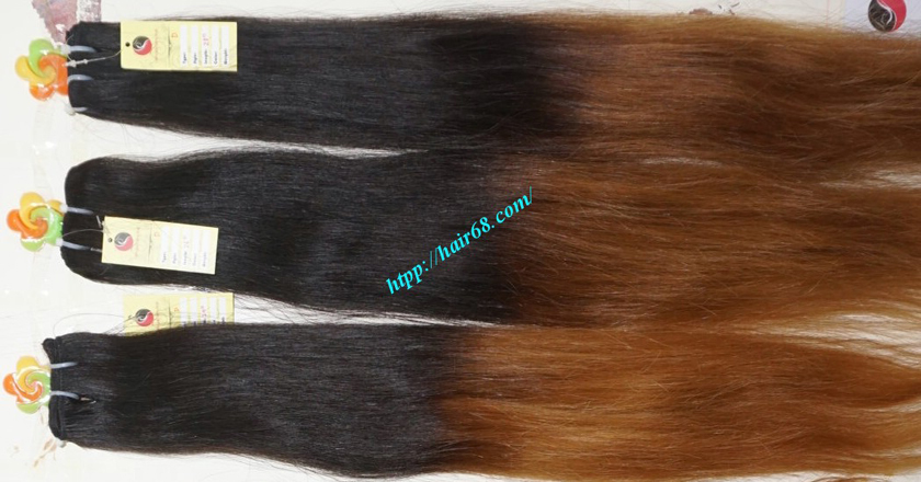14 inch ombre hair weave vietnam hair 10