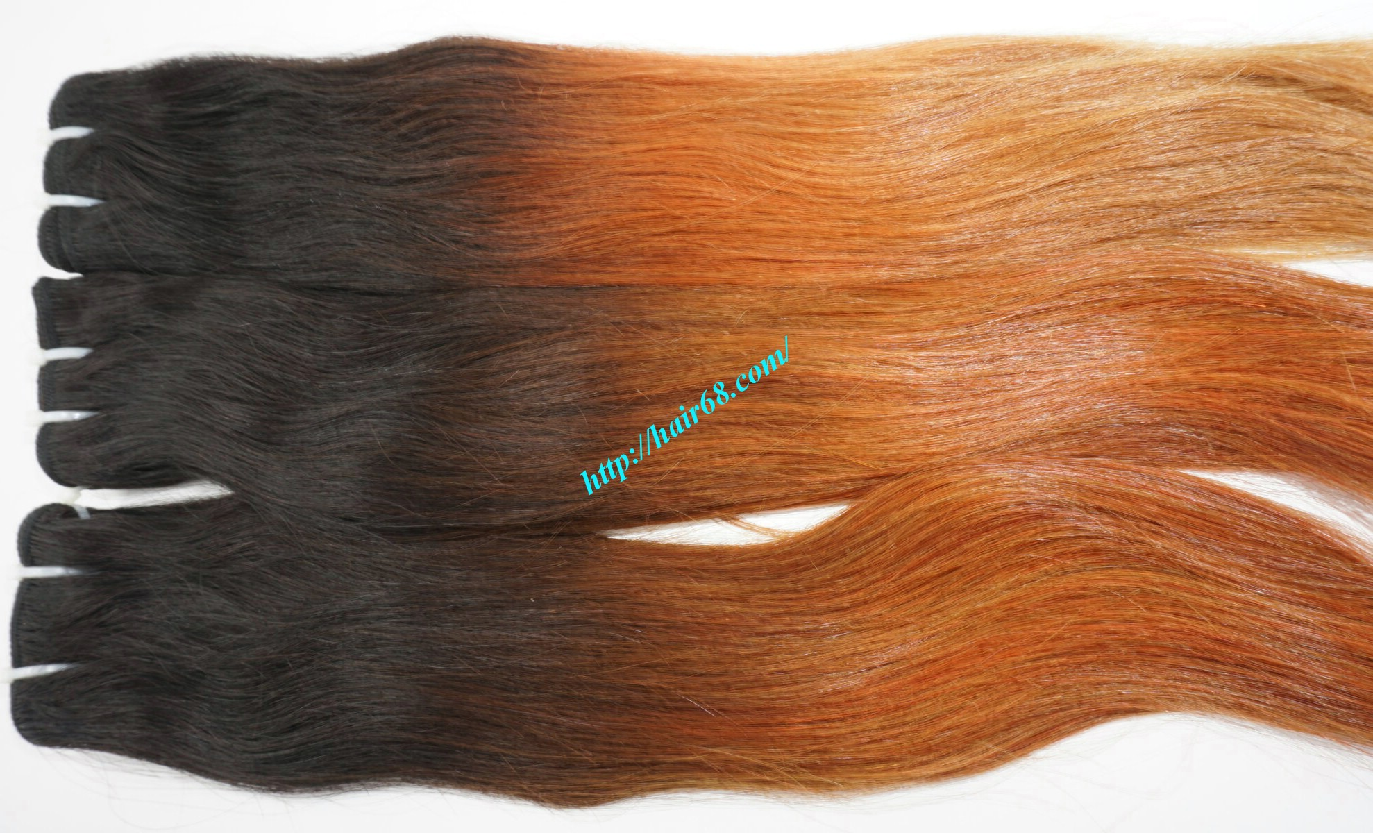14 inch ombre hair weave vietnam hair 9