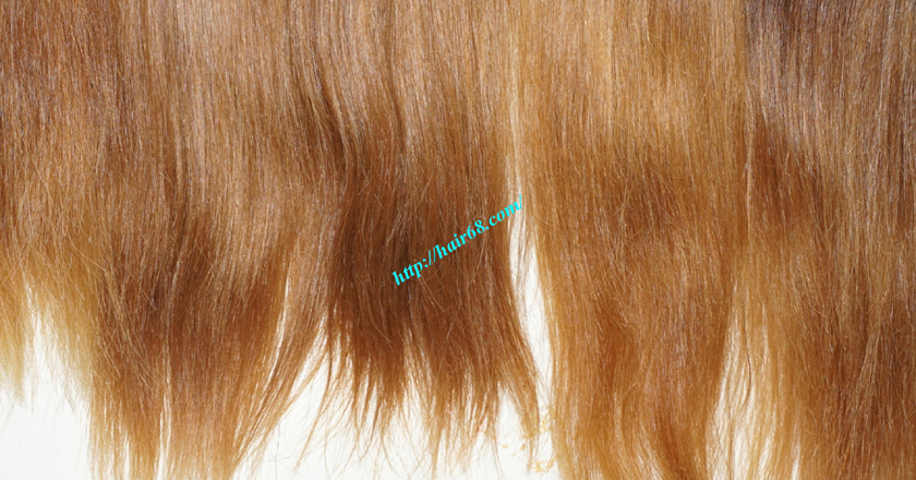 16 inch ombre hair extension vietnam hair 6