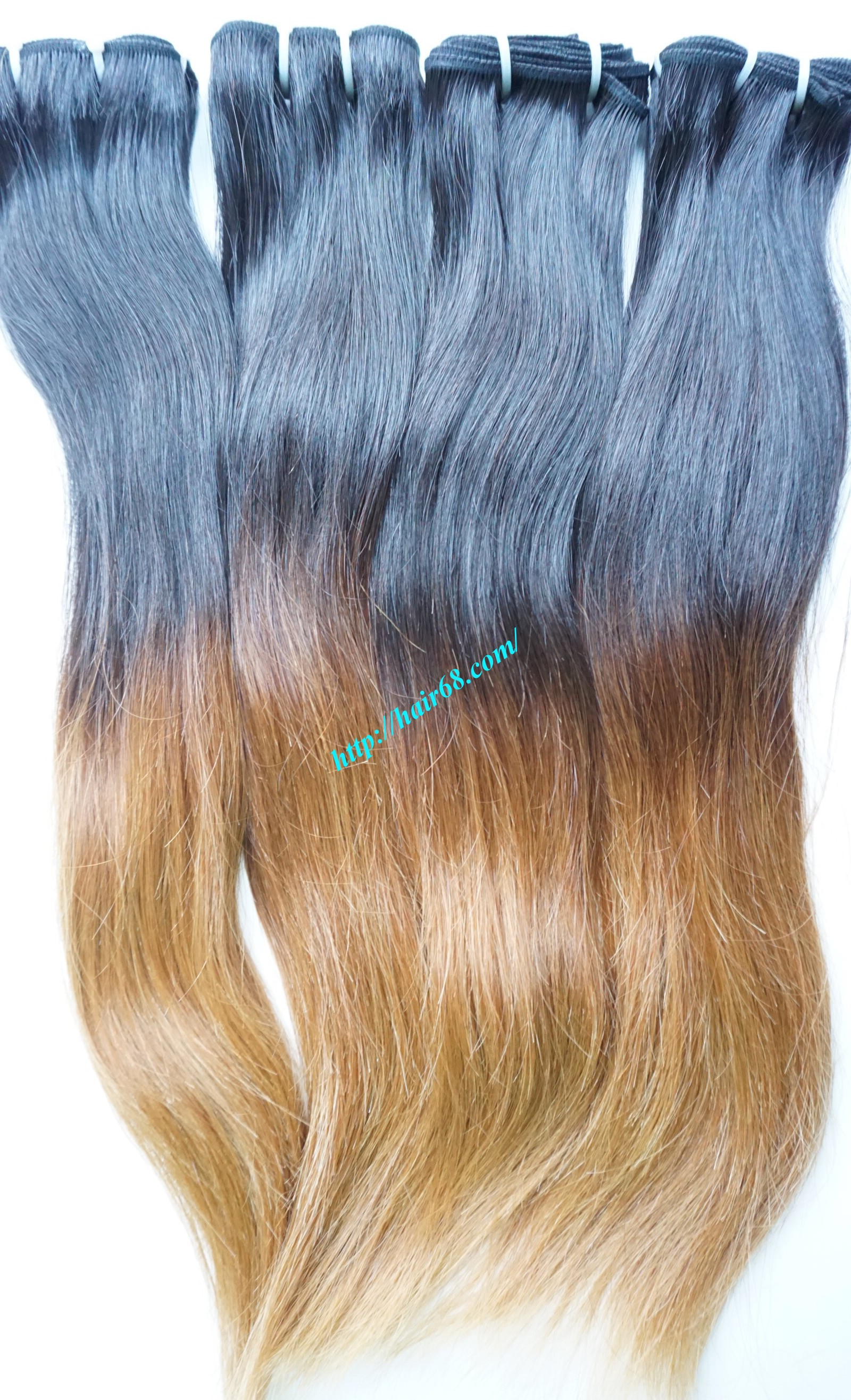 18 inch ombre hair extensions vietnam hair 11