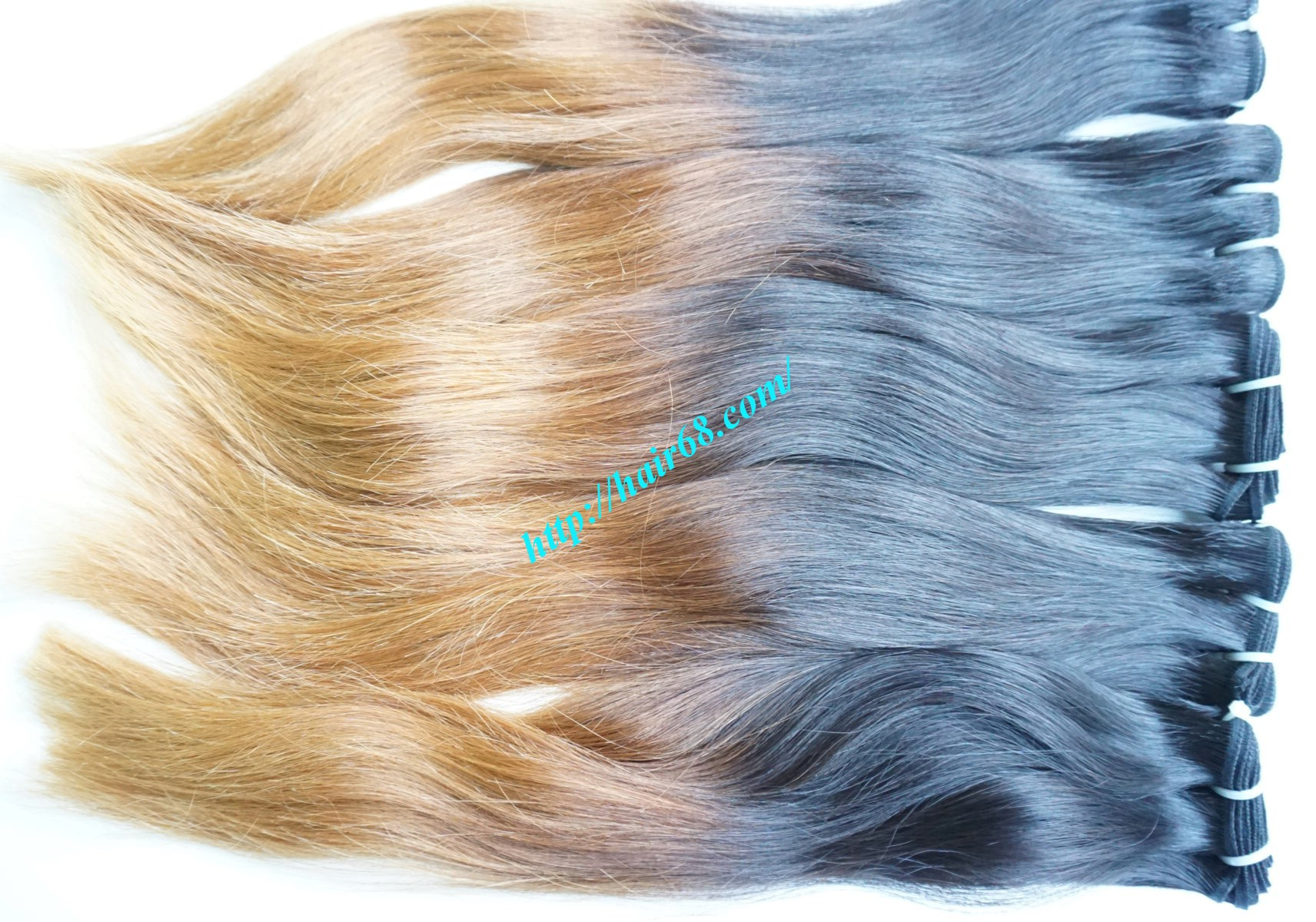 18 inch ombre hair extensions vietnam hair 12