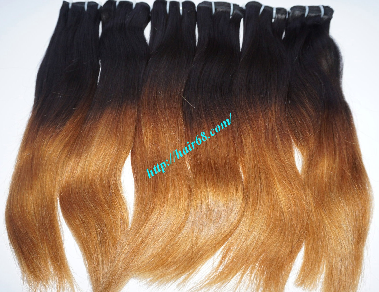 18 inch ombre hair extensions vietnam hair 13