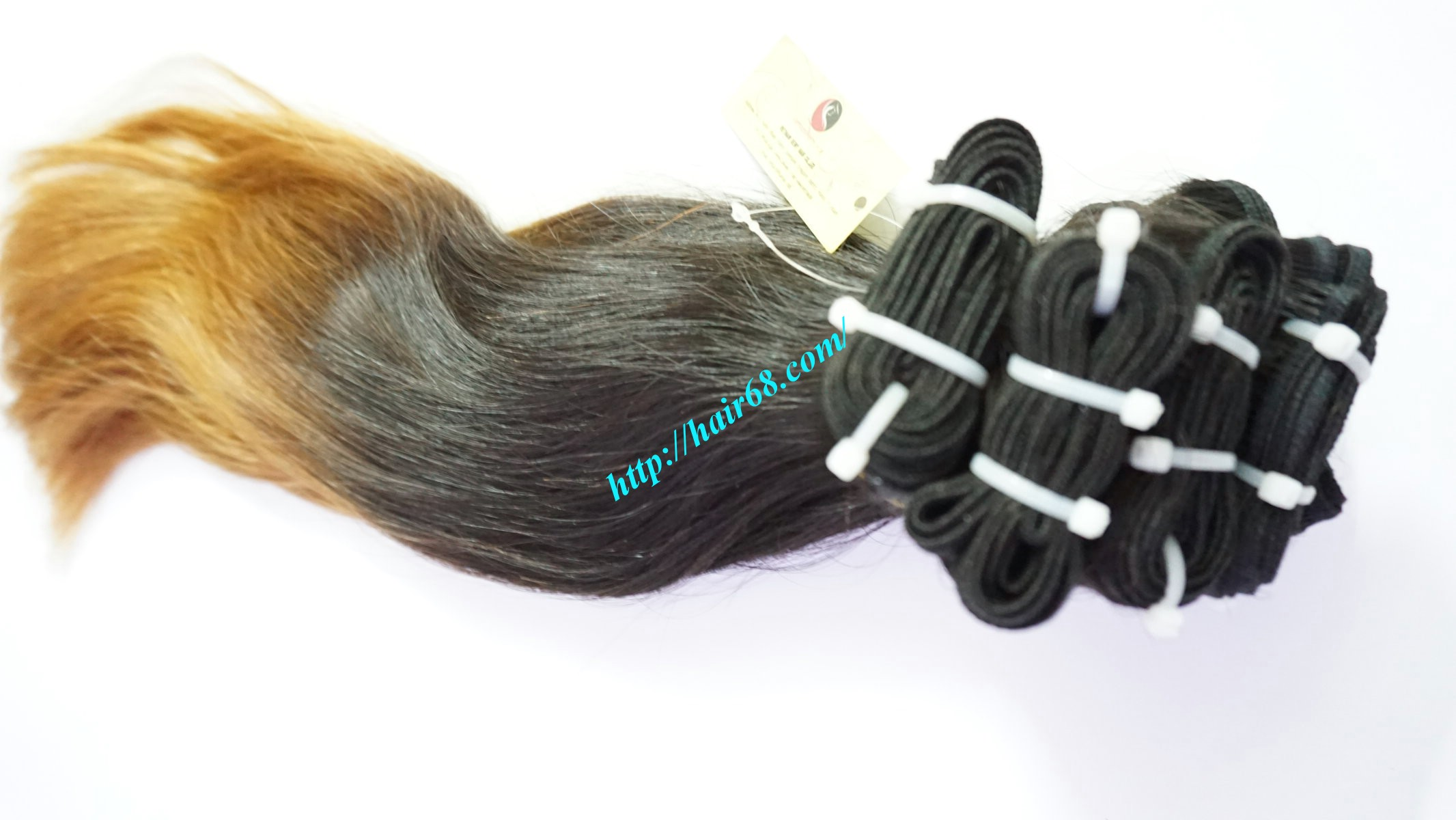 18 inch ombre hair extensions vietnam hair 2