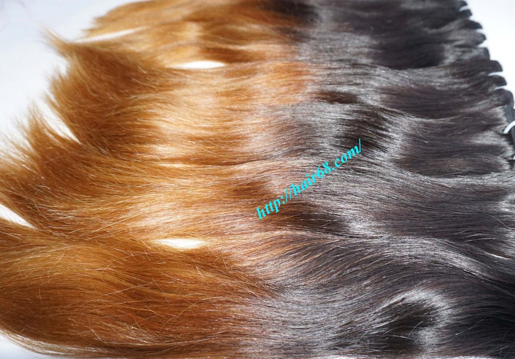 18 inch ombre hair extensions vietnam hair 7
