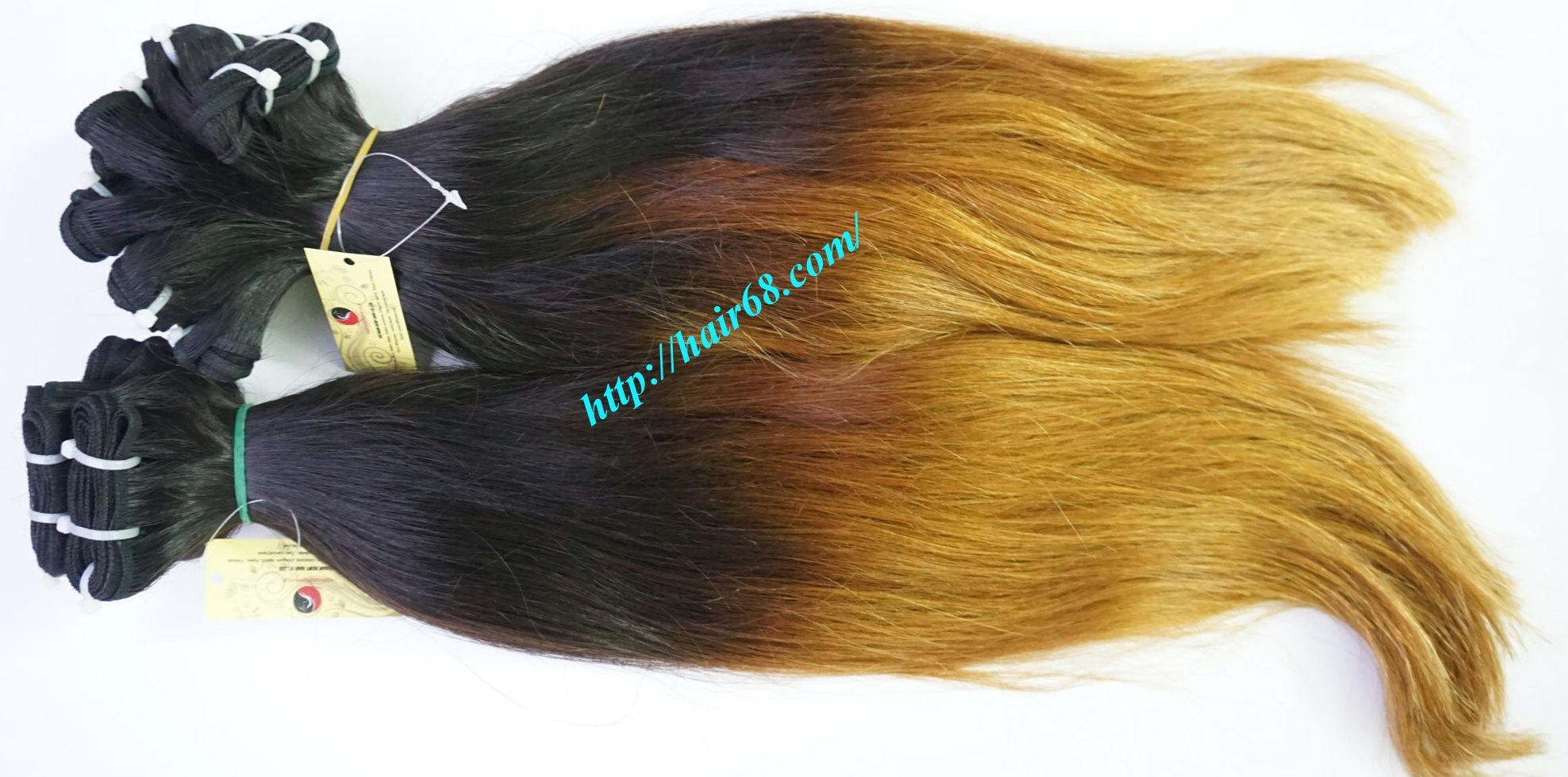 18 inch ombre hair extensions vietnam hair 8