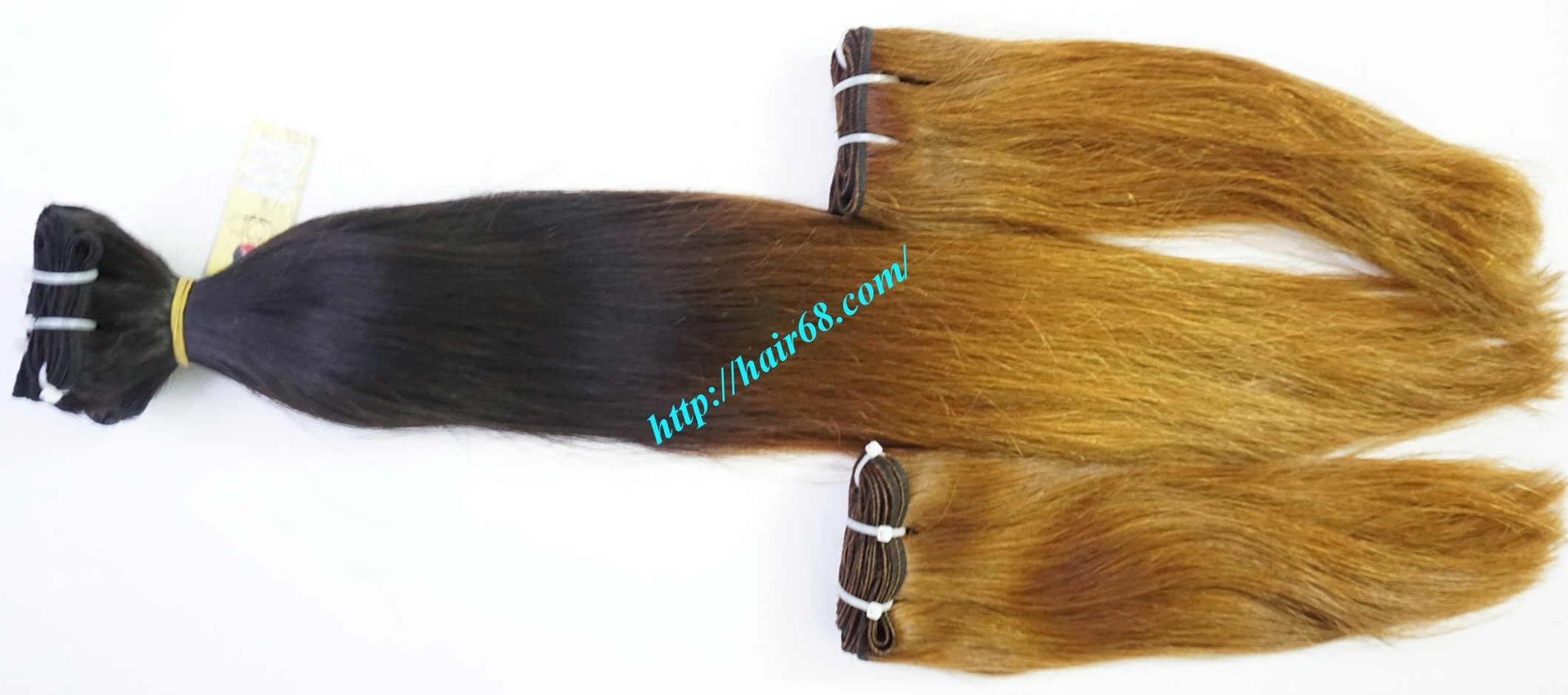 18 inch ombre hair extensions vietnam hair 9